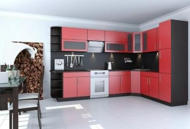 """Кухня """"Гладиолус"""""""